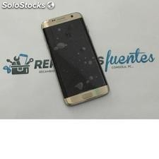 Pantalla LCD Display + Tactil con Marco Original para Samsung Galaxy S7 Edge
