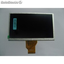 Pantalla lcd sunstech tab76 display led