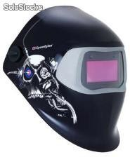 Pantalla speedglas 100 mechanical skull con filtro variable 3 / 8-12
