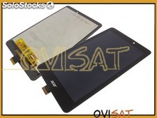 Pantalla Tablet Acer Iconia A1-840 negra