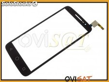 Pantalla táctil Alcatel One Touch Pop 2 5.0, 7043K, 7043Y negra