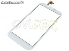 Pantalla tactil (Digitalizador) blanca para Alcatel One Touch POP C9, One Touch