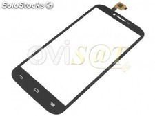 Pantalla tactil (Digitalizador) negra para Alcatel One Touch POP C9, One Touch