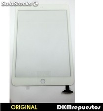 Pantalla tactil ipad mini y ipad mini 2 Blanco