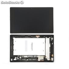 Pantalla Tactil + LCD Display con Marco Original para Sony Xperia Z Tablet