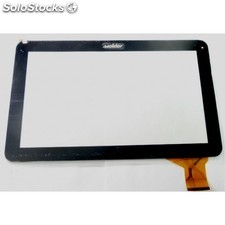 Pantalla tactil wolder mitab genius touch screen