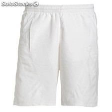 Pantalon corto Hombre 8 blanco sport collection