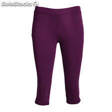 Pantalon corto Mujer m berenjena sport collection