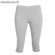 Pantalon corto Mujer m gris vigoré sport collection