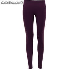 Pantalon court Femme aubergine sport collection