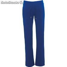 Pantalon court Femme bleu royal sport collection