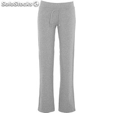 Pantalon court Femme gris sport collection
