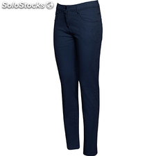 Pantalon court Femme marine custom classic collection