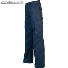 Pantalon court Femme marine workwear collection