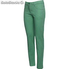 Pantalon court Femme vert bois custom classic collection