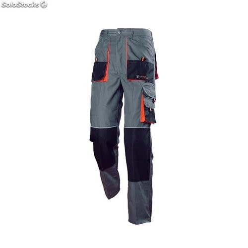Pantalon Gris 3L Diamond T-Xl