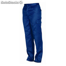 Pantalón largo Hombre 38 azulina workwear collection