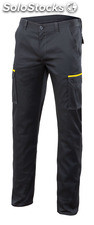 Pantalon stretch multibolsillos (VP103002S 1716)