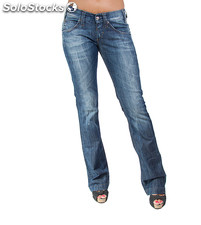 Pantalon vaquero style ex love - denim
