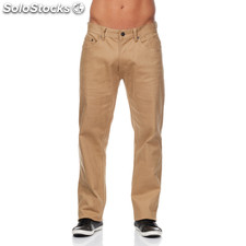 Pantalones 5 bolsillos indian camel - the indian face - 8433856037784 -