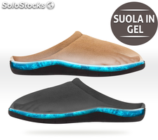 Pantofole Relax Gel