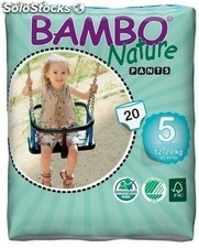 Pants Bebé Bambo Nature Junior Pants 5 Código 10138 Talla 12 - 22 kilos