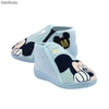Pantufla Media Bota Mickey Mouse