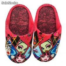 Pantufla Monster High Rombos""""