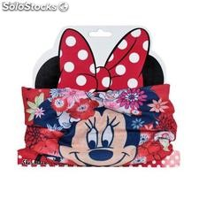 Pañuelo Multiuso Natural Minnie Mouse