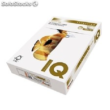 Papel A4 160gr Blanco iq selection
