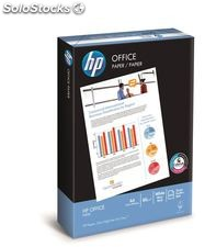 Papel a4 500h 80grs blanco office hp chp110 002270 60688