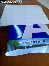 papel de copia A4 Doble