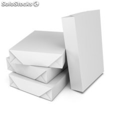 Papel Din A4 80GR 500H, Folios 25 paquetes Superspeed 80GR