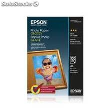 Papel foto epson s042540 glossy a4 100hojas 200grs