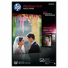 Papel fotografico satinado hp cr695a premium plus photo paper