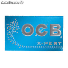 Papel fumar ocb blue doble