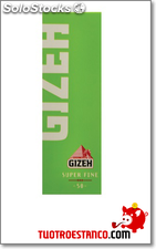 Papel gizeh super fine regular- 68MM