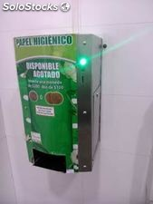 papel higienico Dispensador