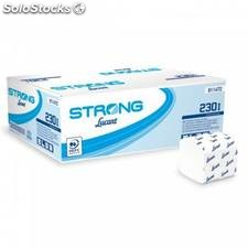Papel higienico interplegado strong