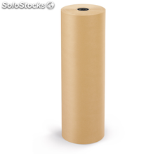 Papel kraft natural en rollos calidad 72 gr/m² 80cmx300m RAJAKRAFT Super