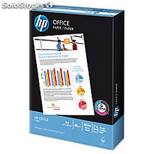 Papel Office hp A4 210 x 297 75g 500 fls