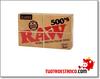 Papel Raw Bloc 500