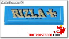 Papel rizla + azul regular