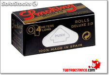 Papel Smoking de Luxe Rollo
