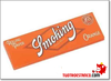 Papel smoking n º 8 laranja