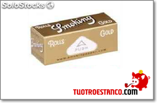 Papel Smoking Rollo Oro