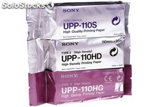 Papel ultrasonido sony upp 110HG .