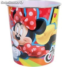 Papelera grande 22,5X23CM minnie - disney - minnie - 8433774623663 -