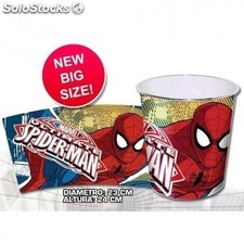 Papelera Spiderman Marvel