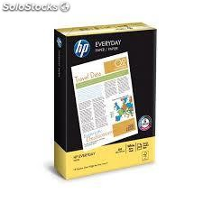 Paquete folios papel A4 75 gr alta calidad HP everyday